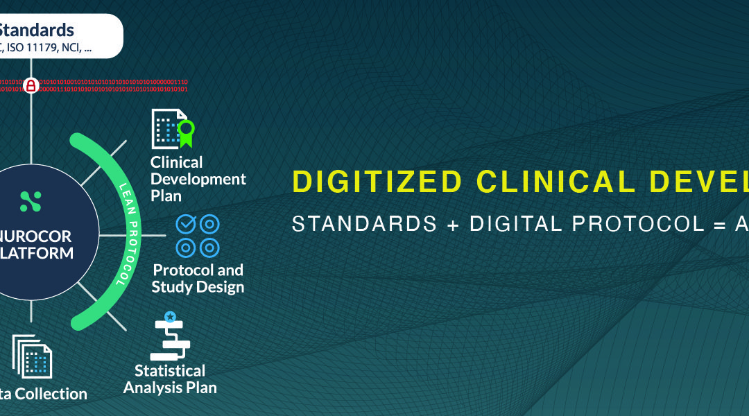 Data Standards: Streamlining the clinical trials of today and building a competitive advantage for tomorrow